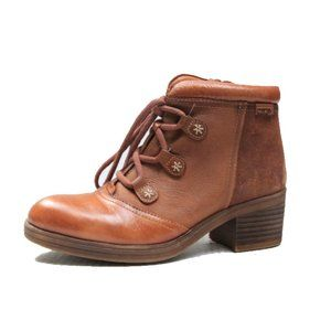 PIKOLINOS boots LYON ankle boots lace up leather